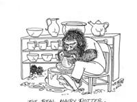 TGIF—Hairy Potter