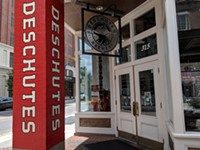 Inside Deschutes' Virginia Pub