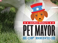 Does your pet have what it takes to run Bend?