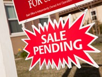 Home Sales Cooling in Many Areas
