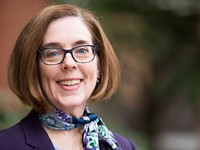 Endorsement: Oregon State Governor