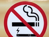 Feds Crack Down on E-Cigs