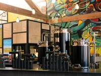 World's First Cold Brewed Coffee Taproom Grand Opening