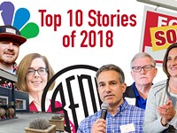 Top 10 Stories of 2018