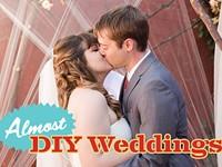(Almost) DIY Weddings