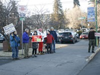 Protest of Chris Piper's Appointment to the City Council
