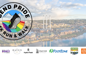 Bend Pride 5k Run/Walk + Drag Dash