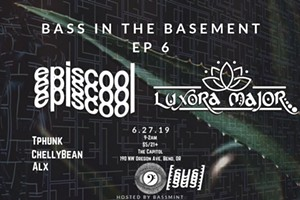 Bass in the Basement Ep 6 : episcool / Luxora Major + Friends