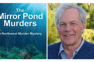 Author Event: The Mirror Pond Murders by Ted Haynes