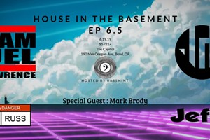 House in the Basement Ep 6.5 : DJ Samuel Lawrence / Mark Farry