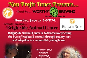 NPT Benefit for Brightside Animal Center