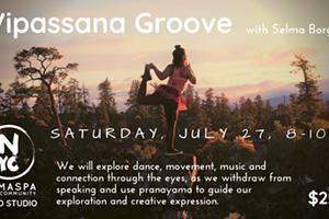 Vipassana Groove with Selma Borges