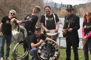 B Side Brass Band/ Kiwanis Park
