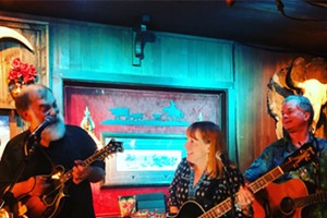 Live Music in the Saloon   Burnin' Moonlight