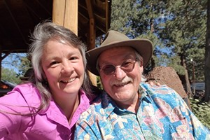 Allan Byer and Rosemarie Witnauer