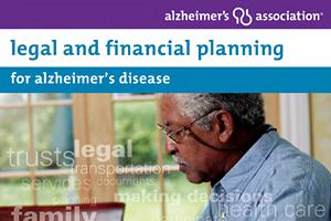 Legal & Financial Planning for Alzheimer's
