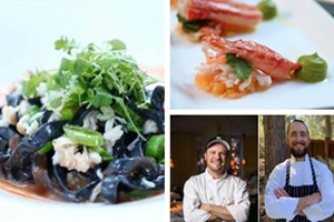 Guest Chef Dinner with Nate King & Bill Dockter of LOOT