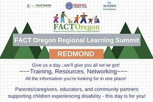 FACT Oregon Regional Learning Summit