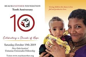 ReachAnother Foundation's 10-Year Anniversary Gala