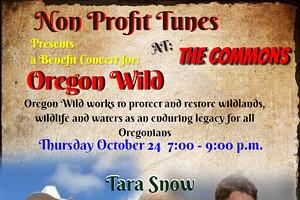 NPT Benefit for Oregon Wild