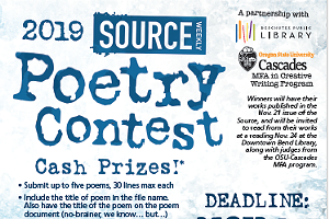 Source Poetry Contest Reading