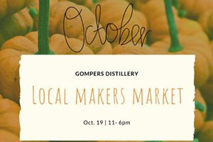 Gompers Makers Market