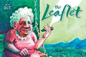 The Leaflet — Fall 2019