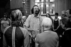 Open Hub Singing Club