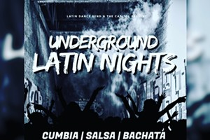 Latin Underground Nights