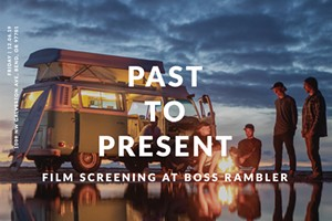 Past To Present Film Screening