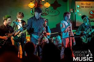 Cascade School Of Music Rock Band Showcase