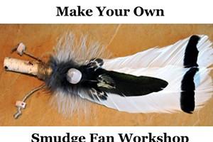Make Your Own Smudge Fan Workshop