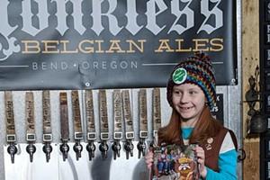 Monkless Belgian Ales & Girl Scout Cookie Pairing