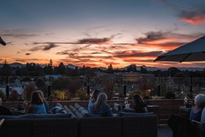 Leap into the Stars on the SCP Redmond Rooftop