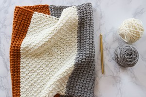 Tunisian Crochet: Beyond the Simple Stitch