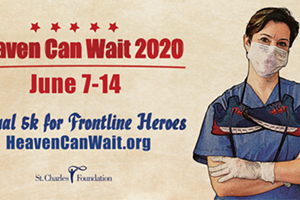 Heaven Can Wait 2020: Virtual Race for Frontline Heroes