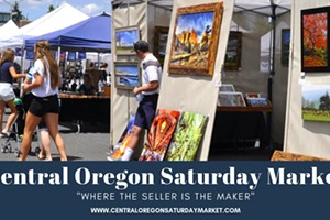 Central Oregon Saturday Market