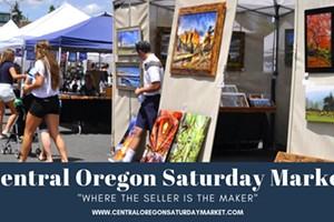 Central Oregon Saturday Market