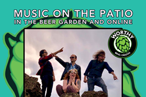 Music On The Patio with Slade & The Hatchet