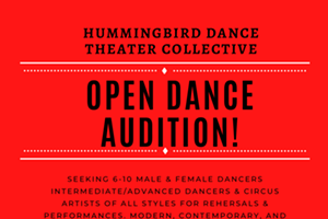 Hummingbird Dance Theater Collective