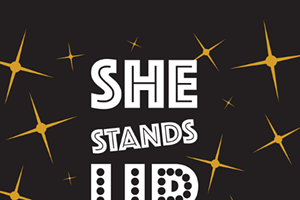 She Stands Up LIVESTREAM!