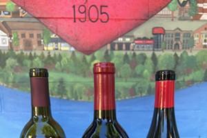 Lava Terrace Cellars Holiday Wine Tasting