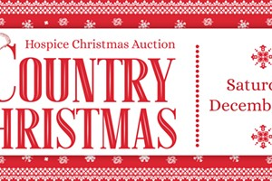 29th Annual Hospice Christmas Auction