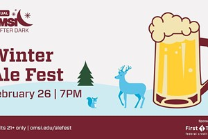 Virtual OMSI After Dark: Winter Ale Fest