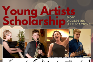 Sunriver Music Festival's Young Artists Scholarship Auditions