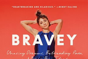 Zoom Author Event: Bravey by Alexi Pappas