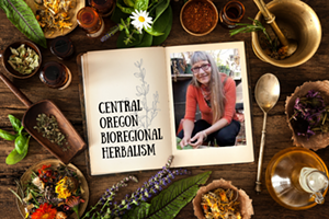 Know Wild - Central Oregon Bioregional Herbalism