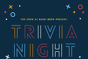 Bunk+Brew Presents: Sunday Trivia Night!