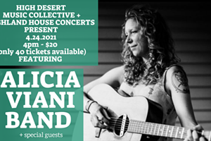 Alicia Viani Band + Special Guests