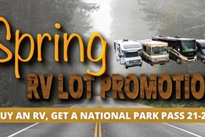 Spring RV Show by Beaver Coach Sales & Service